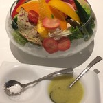 エミット フィッシュバー オイスター&グリル - 季節の野菜盛り