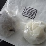 十勝製菓 - 料理写真:豆大福・おまんじゅう