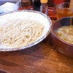 宮崎とんこつ 神楽 - つけ麺 普通盛