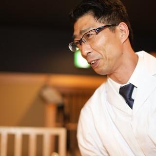 名古屋有名ホテル出身の堀料理長