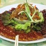 古都台南担々麺 - 四色拼盤