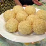 古都台南担々麺 - 芝麻球
