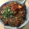 ポパイ - 料理写真:唐揚げ丼