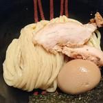 繁田 - 味玉つけ麺♪
