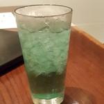 和酒と旬菜なごみ料理 日月 - りんご酒
