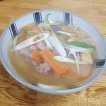 黒田屋 - 料理写真:しっぱくうどん