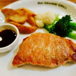 RIO GRANDE GRILL 恵比寿 - 豚肩ロースステーキ