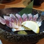 魚撃 - 炙り〆サバ