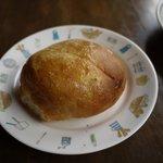 ヒル バレー - 料理写真:ガーリックパン