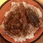 76130520 - 天丼(大盛) ¥750
