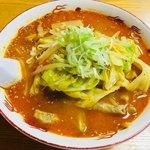 天龍坊 - 豚モツ野菜ラーメン(780円)