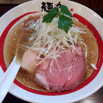 麺や でこ - 塩そば(830円)