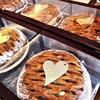コンフィチュール アッシュ - 料理写真:アップルパイ 1,215円(税込)。      2017.11.03