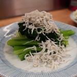 晩杯屋 - 小松菜