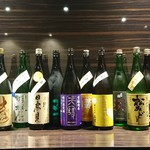 庫裏 - ある日の日本酒