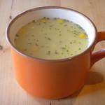 サニーキッチン - セットのスープ