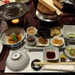 とわだこ遊月 - 料理写真:夕食美味しい~