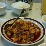 76137813 - 【ランチ】麻婆豆腐セット:880円