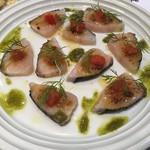 オステリア タムラ - 料理写真:
