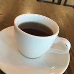 ビストロ チック - ランチの紅茶