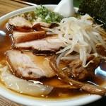 郁 - ワンタンチャーシュー麺✴✴