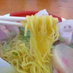 めんきち - 麺