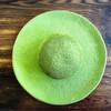 山本園 WITH TEA - 料理写真:まるで抹茶の帽子のよう