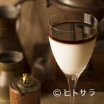 カフェ・ド・ラペ - 見た目の美しさ、コーヒーとミルクの絶妙なバランス。そして、最後まで香りを楽しめる『オーレグラッセ』