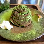 山本園 WITH TEA - 抹茶のモンブラン