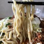 豚星。 - 【2017.11.4】中加水中太デロ麺。