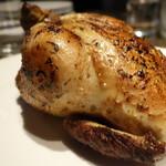 スナガ - 雛鳥の丸ごとローストチキン
