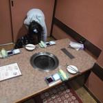 済州島 - 店内個室座敷