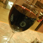 済州島 - グラス赤ワイン