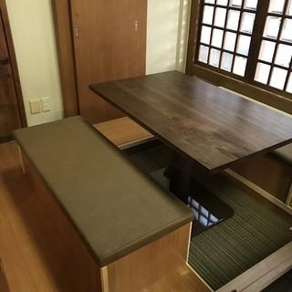 ご宴会や接待などに、完全個室のお座敷もございます。