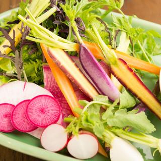 農家直送の新鮮で安全な美味しい有機栽培、無農薬野菜が◎