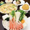 北海道かに将軍 - 料理写真:蟹宴