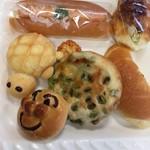 小麦の杜 リヨン - 料理写真:購入したパン