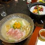 湯喜望 白扇 - 台物 大仙豚錦秋鍋