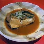 魚料理の店 鮮魚まるふく - さば味噌煮