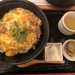 76154390 - 親子丼定食 1,100円