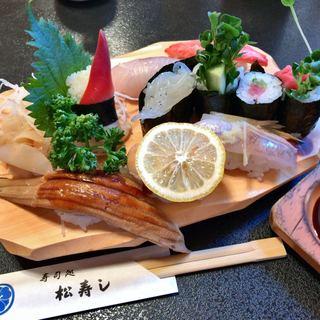 松寿司 - 料理写真:★★★☆ 上寿司