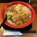 万世橋酒場 - 野菜パーコ950円