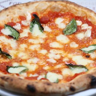【おすすめ】ピザの王道マルゲリータ