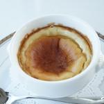 鳥羽国際ホテル カフェ&ラウンジ - ホットチーズケーキ