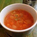 76158569 - スープ