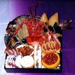 割烹 さしろ - 料理写真:海鮮おせち