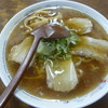 あべ食堂 - 料理写真:中華そば650円
