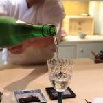 味あら井 - 日本酒:特別純米 而今 火入れ/木屋正酒造(三重)