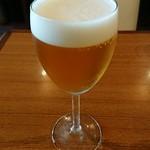 Toshi - ドリンク写真:グラスビール。