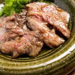 秋田牛のすき焼き(肩ロース)